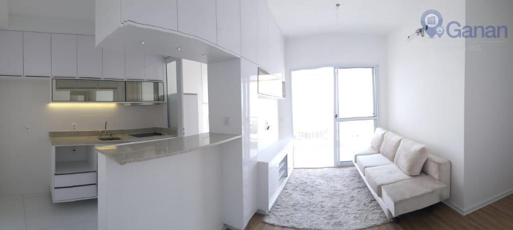Apartamento com 2 dormitórios à venda, 70 m² por R$ 1.200.000 - Pinheiros - São Paulo/SP