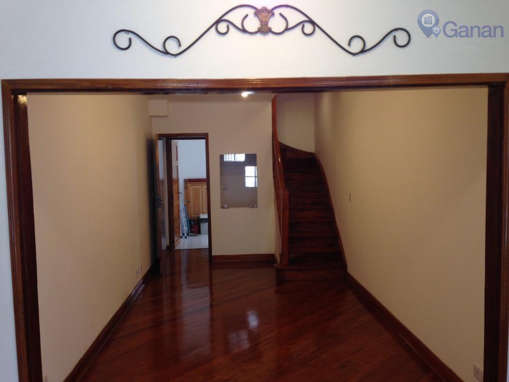 Sobrado para alugar, 152 m² por R$ 5.800/mês - Bela Vista - São Paulo/SP
