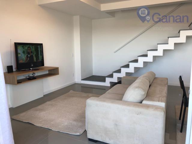 Apartamento Duplex com 2 dormitórios para alugar, 102 m² por R$ 5.700/mês - Santo Amaro - São Paulo/SP