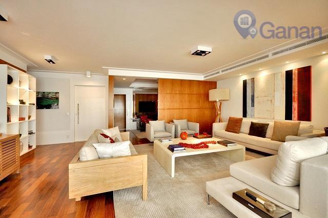 são 235 m² úteis, 04 dormitórios, sendo 03 suítes, a suíte máster com closet e terraço....