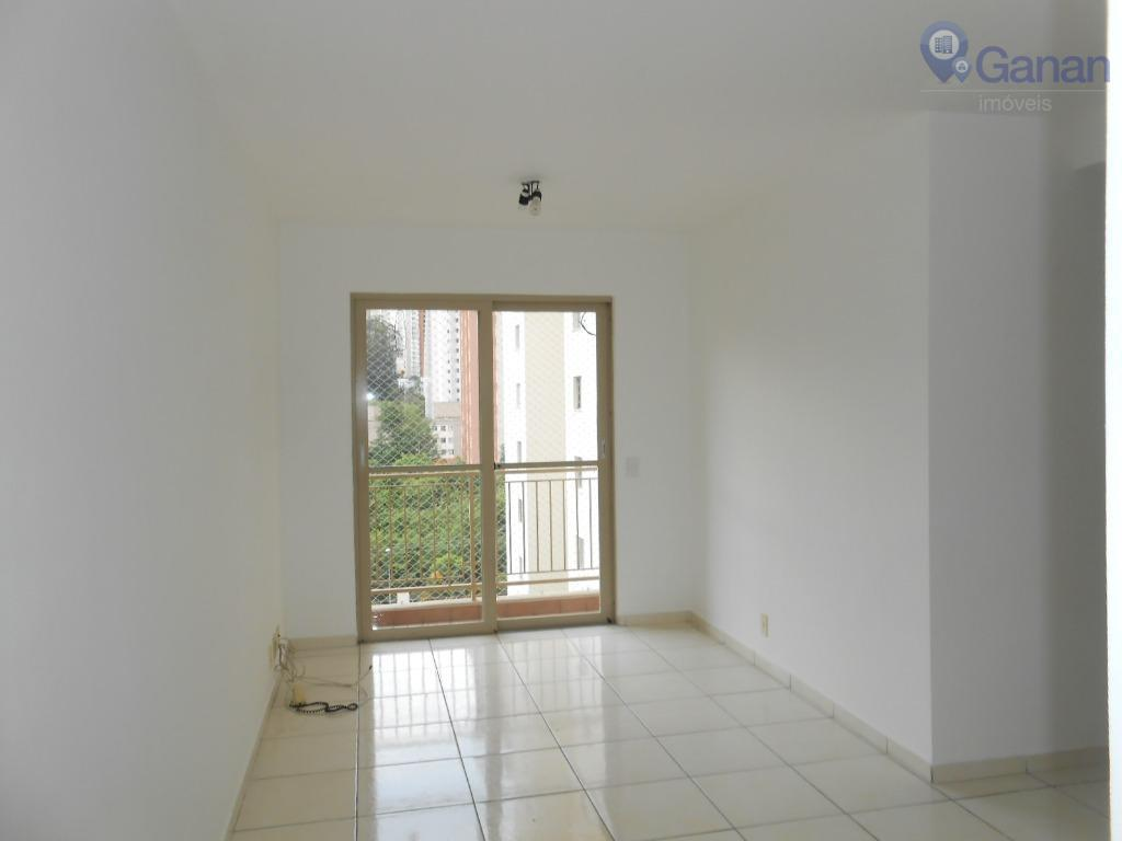 Apartamento com 3 dormitórios para alugar, 65 m² por R$ 1.600/mês - Portal do Morumbi - São Paulo/SP