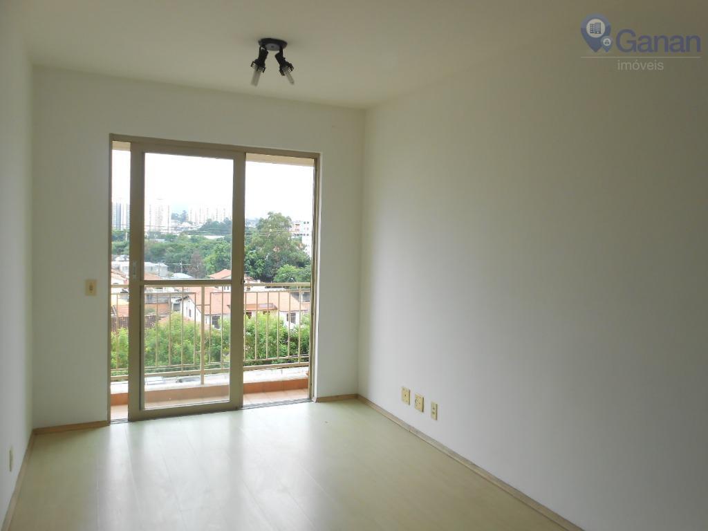 Apartamento com 3 dormitórios para alugar, 65 m² por R$ 1.700/mês - Portal do Morumbi - São Paulo/SP