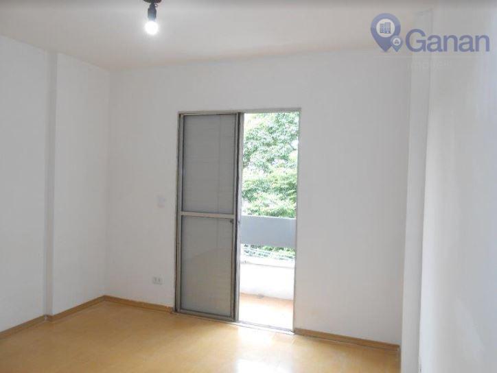 Apartamento com 1 dormitório para alugar, 25 m² por R$ 1.300/mês - Vila Mariana - São Paulo/SP