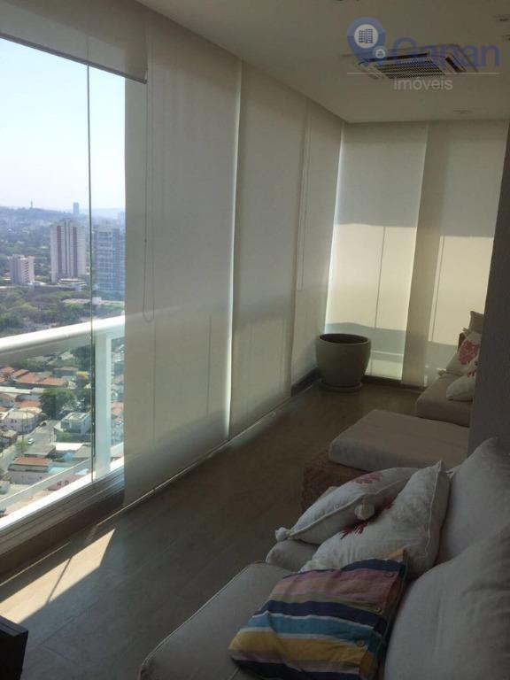 Apartamento com 2 dormitórios à venda, 77 m² por R$ 1.300.000 - Pinheiros - São Paulo/SP