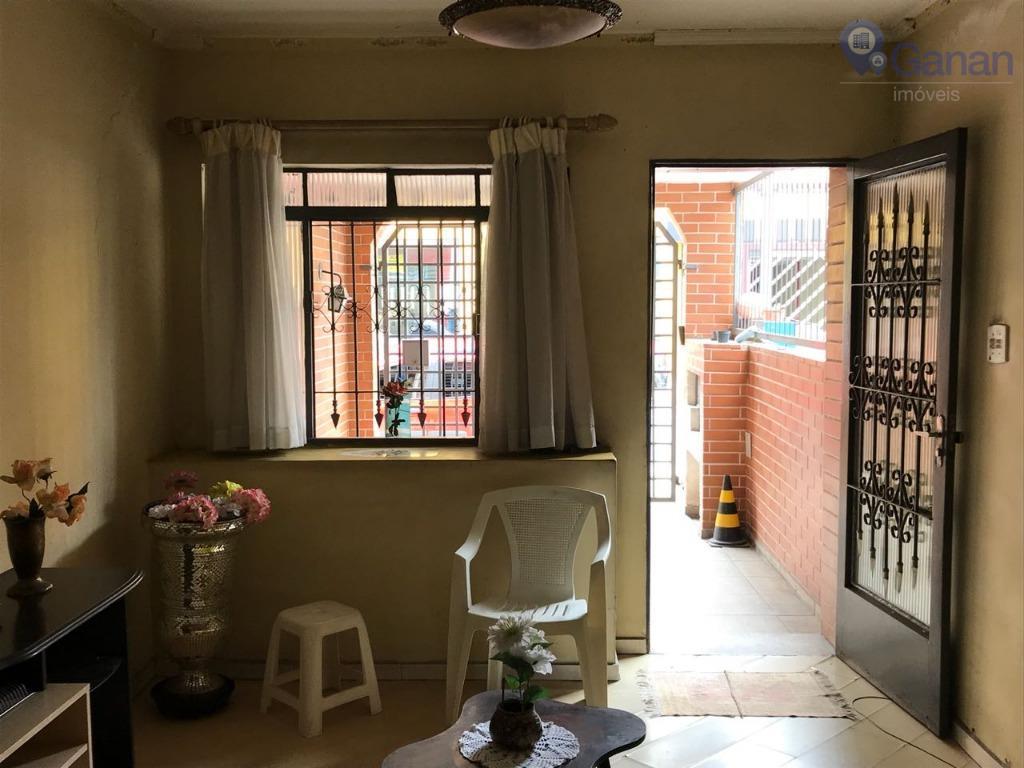 Sobrado com 4 dormitórios à venda, 73 m² por R$ 490.000 - Vila Gomes Cardim - São Paulo/SP