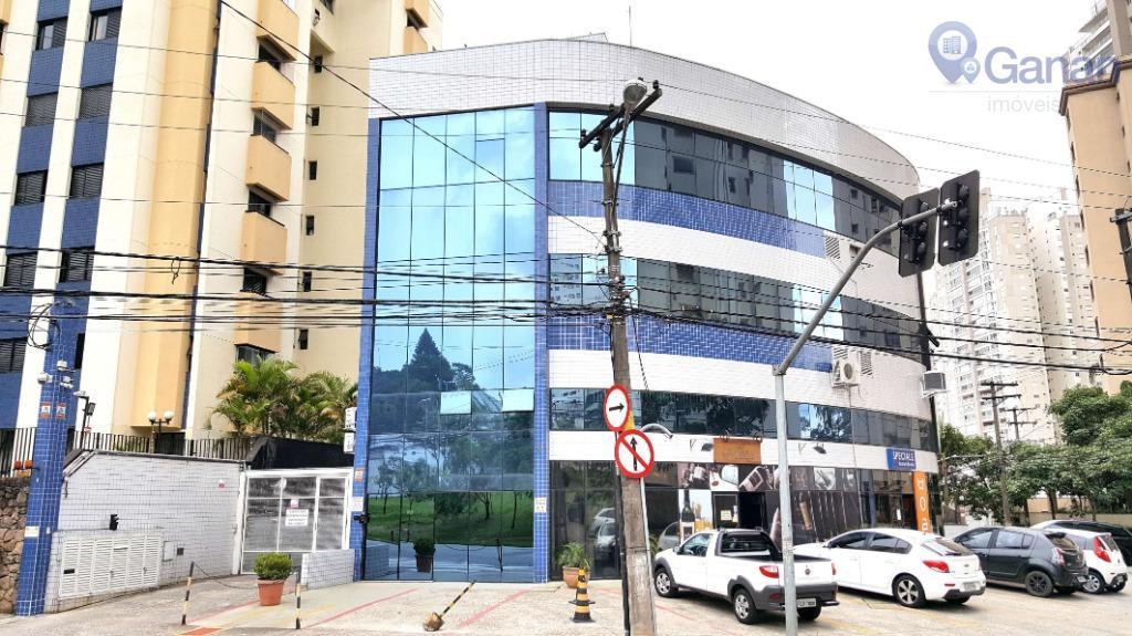 Sala para alugar, 34 m² por R$ 1.530/mês - Portal do Morumbi - São Paulo/SP