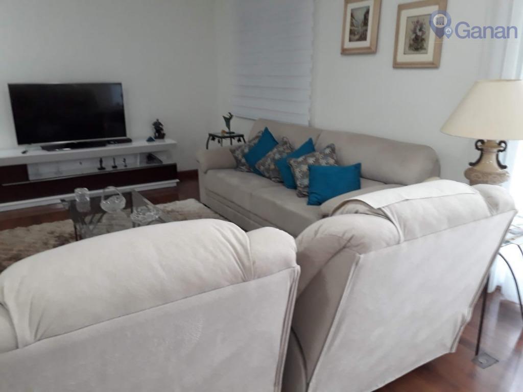 Apartamento com 2 dormitórios à venda, 112 m² por R$ 1.100.000 - Vila Mascote - São Paulo/SP