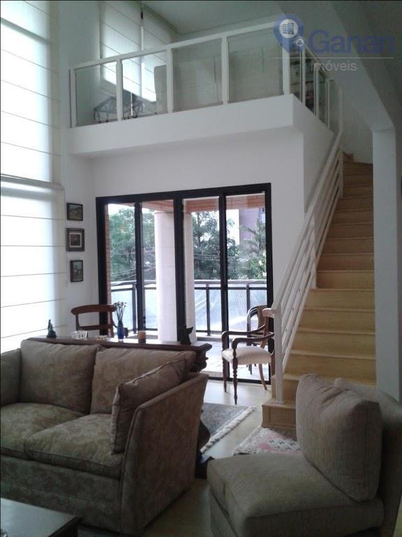 Apartamento com 3 dormitórios à venda, 184 m² por R$ 1.000.000 - Vila Andrade - São Paulo/SP
