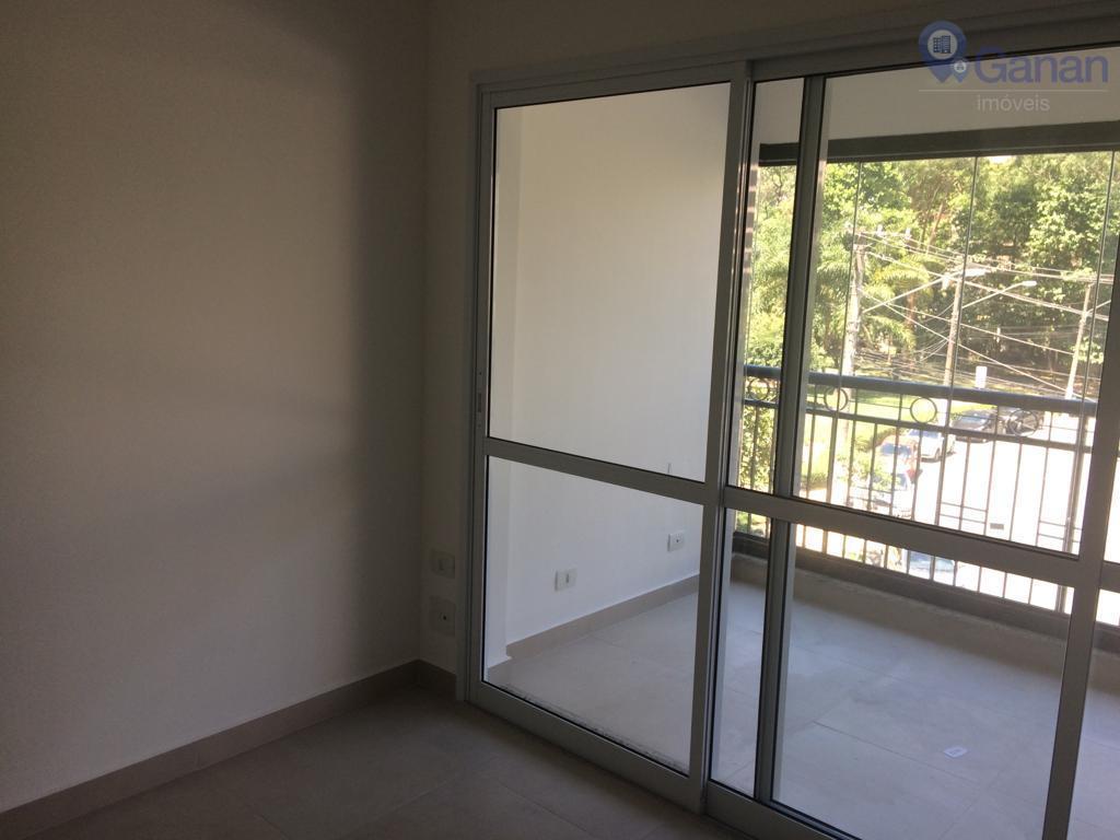 Apartamento com 1 dormitório para alugar, 38 m² por R$ 2/mês - Morumbi - São Paulo/SP