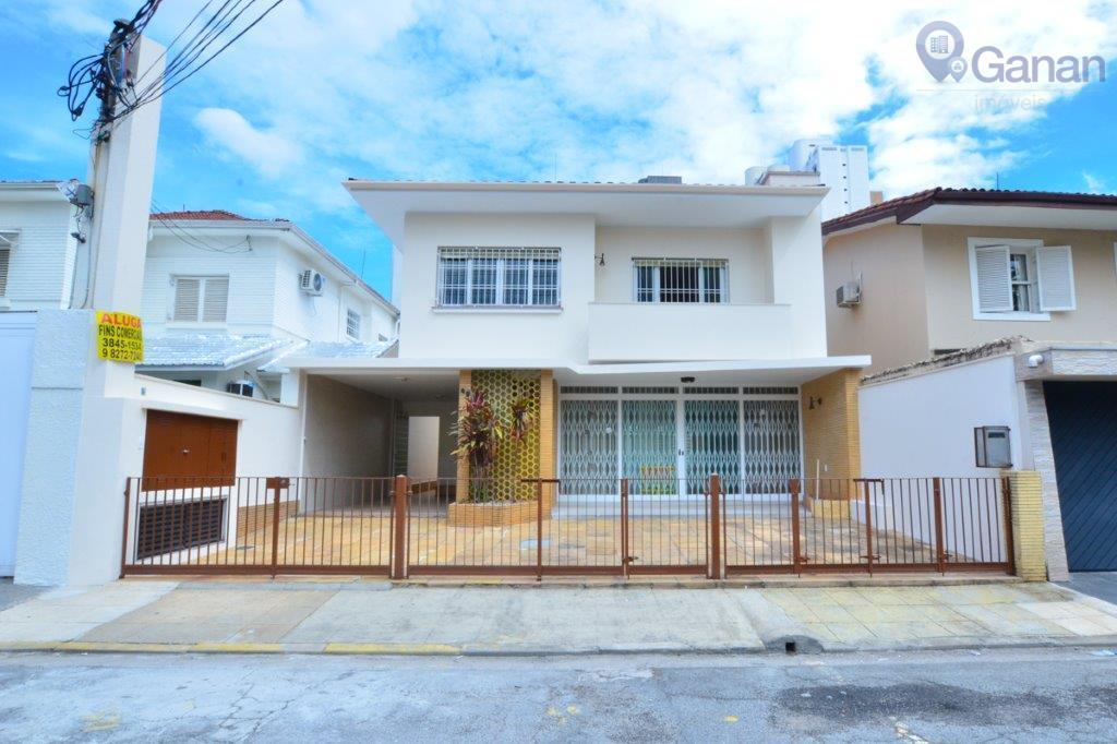 Sobrado para alugar, 271 m² por R$ 10.000/mês - Vila Nova Conceição - São Paulo/SP