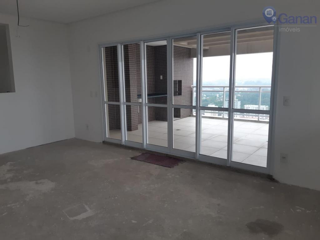 Cobertura com 3 dormitórios à venda, 172 m² por R$ 1.870.000 - Jardim das Acácias - São Paulo/SP