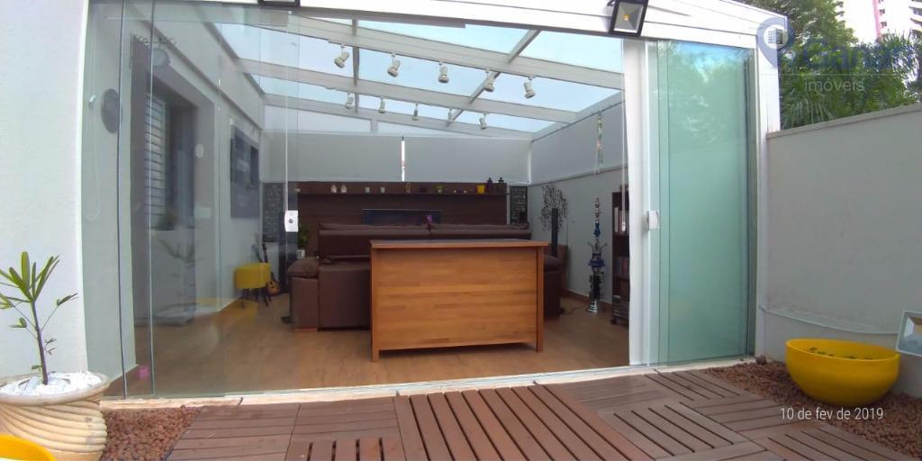 Apartamento com 3 dormitórios à venda, 116 m² por R$ 1.010.000 - Alto da Boa Vista - São Paulo/SP