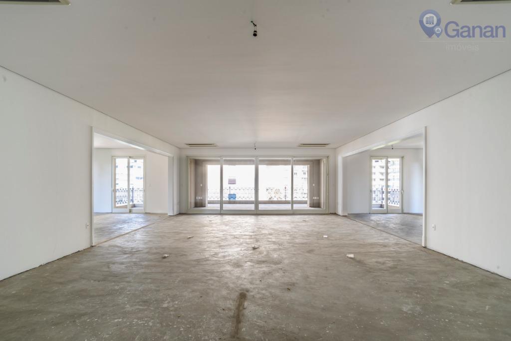 Altíssimo padrão com 800 m² de área privativa