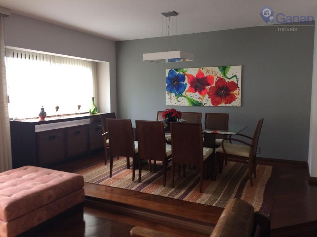 Apartamento com 4 dormitórios à venda, 180 m² por R$ 1.200.000 - Ipiranga - São Paulo/SP