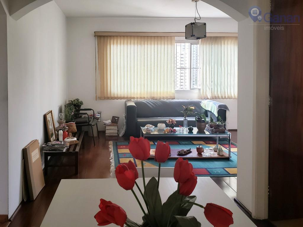 Apartamento com 3 dormitórios à venda, 95 m² por R$ 750.000 - Moema - São Paulo/SP