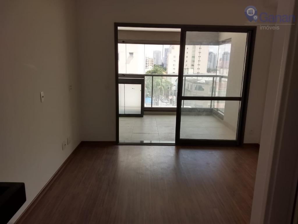 Studio com 1 dormitório para alugar, 29 m² por R$ 2.700/mês - Brooklin - São Paulo/SP