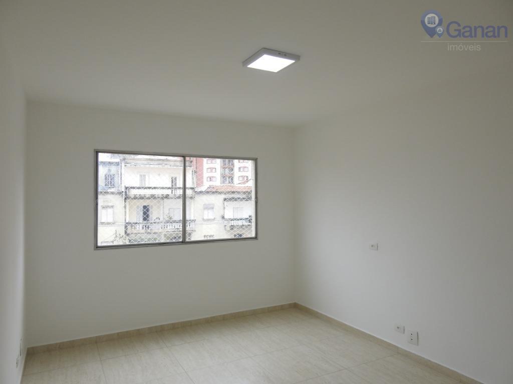 Apartamento com 1 dormitório para alugar, 45 m² por R$ 1.700/mês - Aclimação - São Paulo/SP