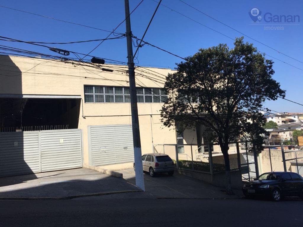 Galpão para alugar, 1800 m² por R$ 35.000/mês - Vila Parque Jabaquara - São Paulo/SP