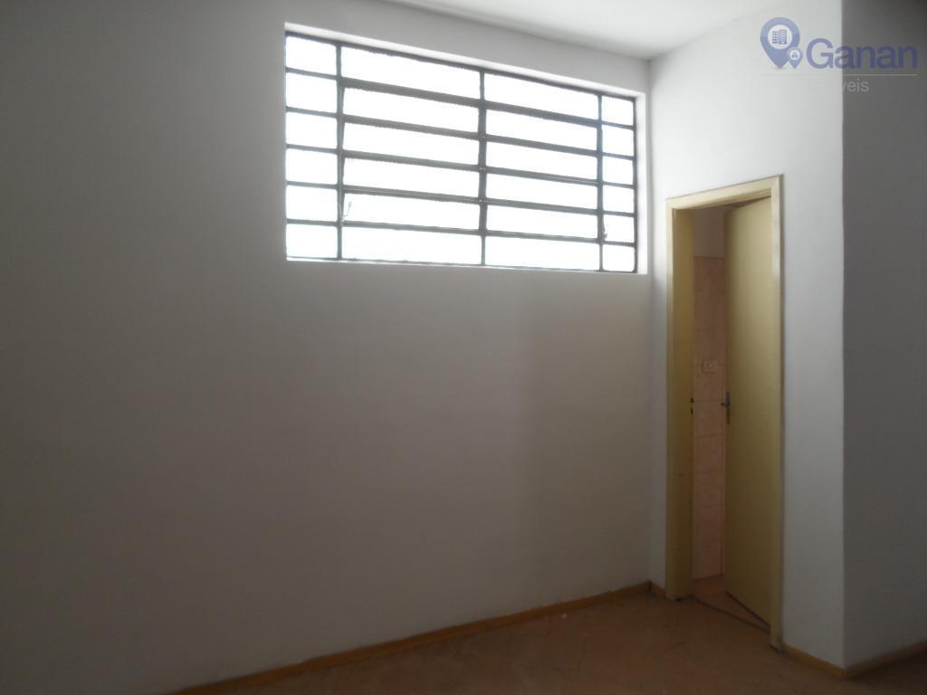 * sobrado comercial 125m2 .* 01 salão amplo no térreo, com cozinha e banheiro * 02...