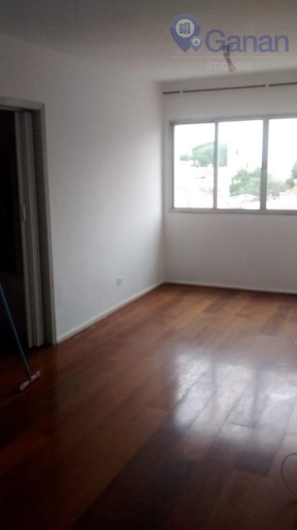 Apartamento com 2 dormitórios para alugar, 82 m² por R$ 2.400/mês - Moema - São Paulo/SP