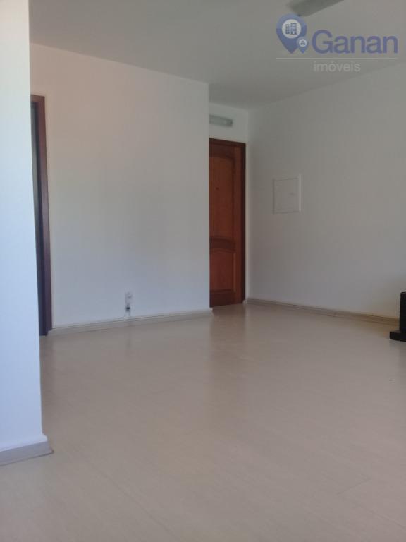 Apartamento com 3 dormitórios, abriu um dormitório para o living, sem garagem, ao lado do Shopping Paulista!