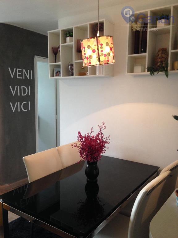 Apartamento com 1 dormitório à venda, 64 m² por R$ 400.000 - Vila Mascote - São Paulo/SP