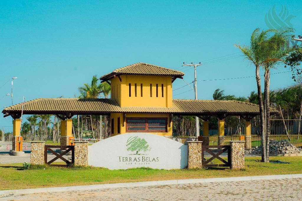 Terreno 920 m² no Loteamento Terras Belas, Itaitinga, Ceará