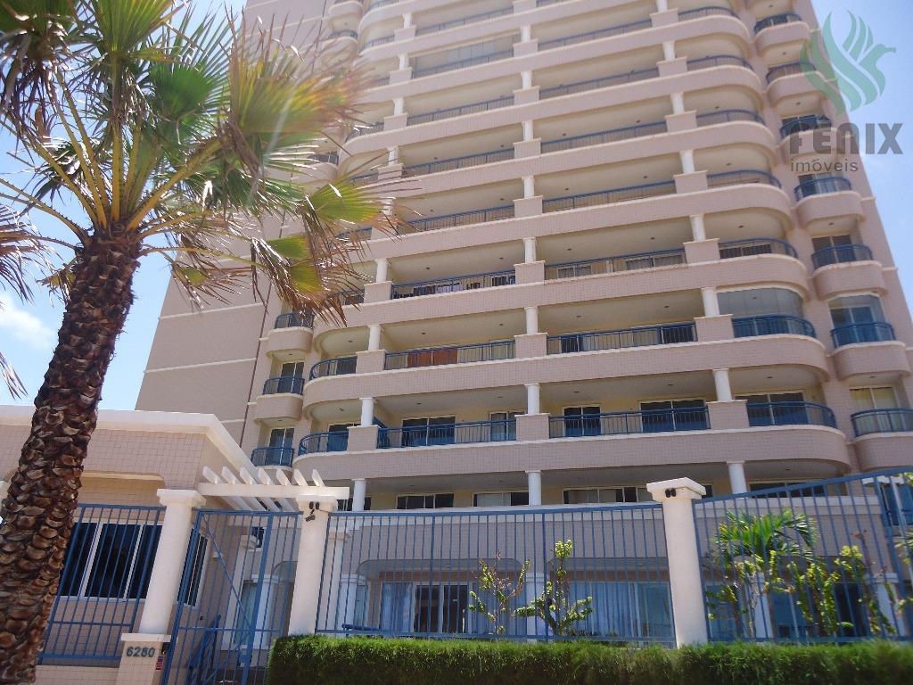 Apartamento mobiliado, 2 quartos, Beach Village, Praia do Futuro, Fortaleza