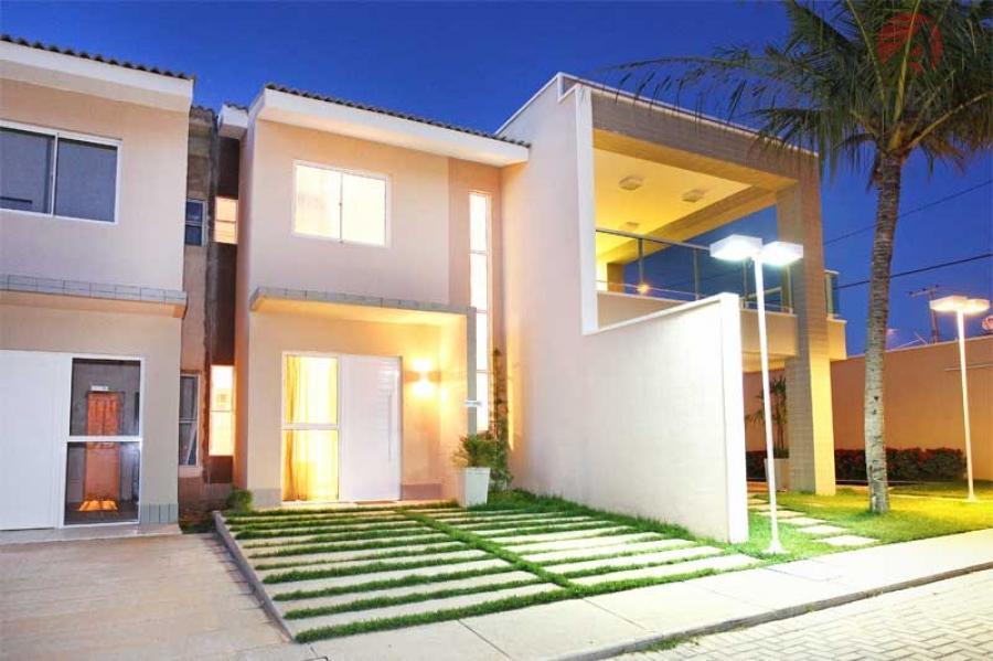 Casa duplex à venda, Parque Santa Maria, Fortaleza.