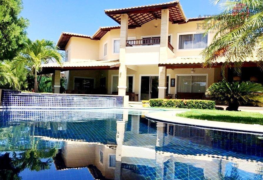 Casa residencial à venda, De Lourdes, Fortaleza.