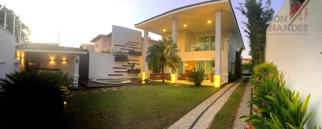 Casa residencial à venda, Cambeba, Fortaleza.