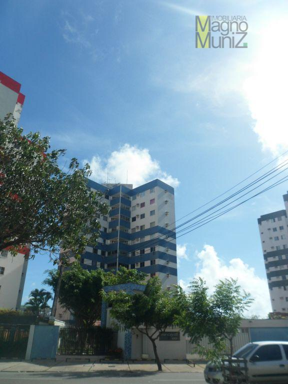 Star City III - Apartamento residencial para locação, Papicu, Fortaleza.