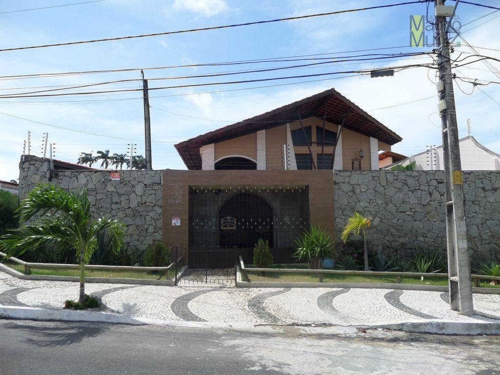 Casa duplex residencial à venda, De Lourdes - Dunas - Maravilhosa mansão cinematográfica!