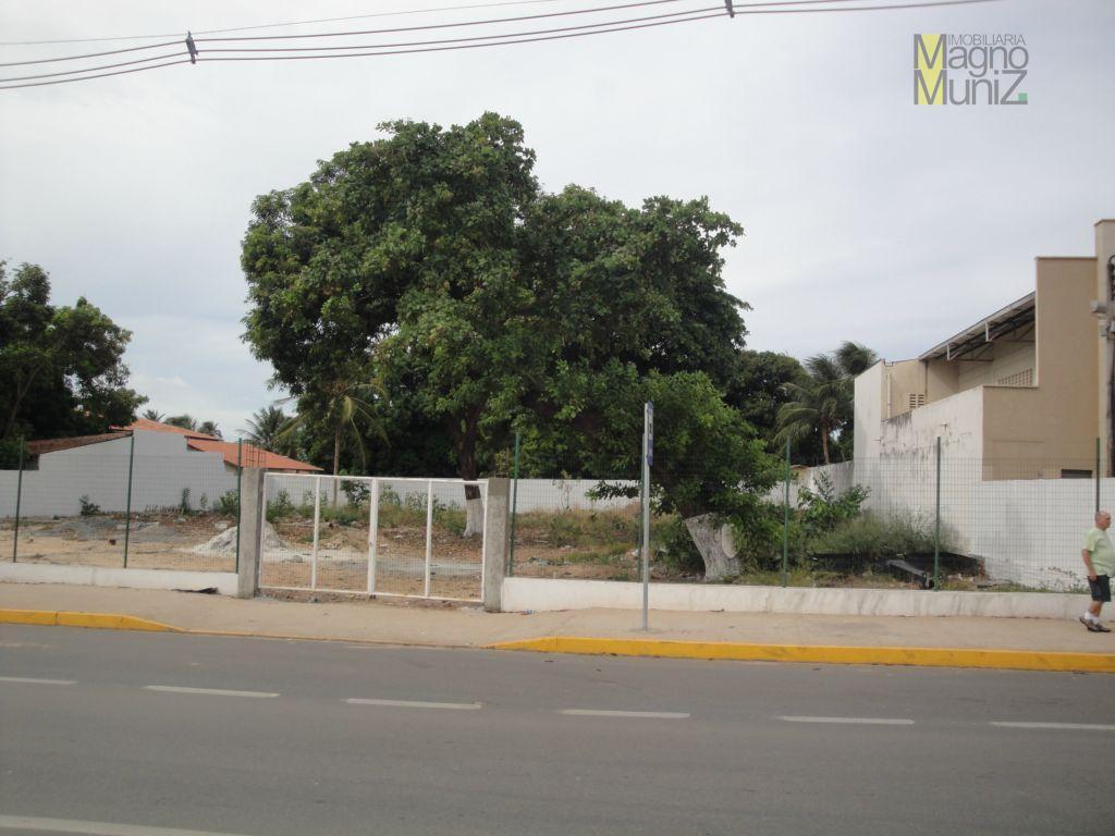 Terreno  comercial para alugar, Alagadiço Novo, Fortaleza.