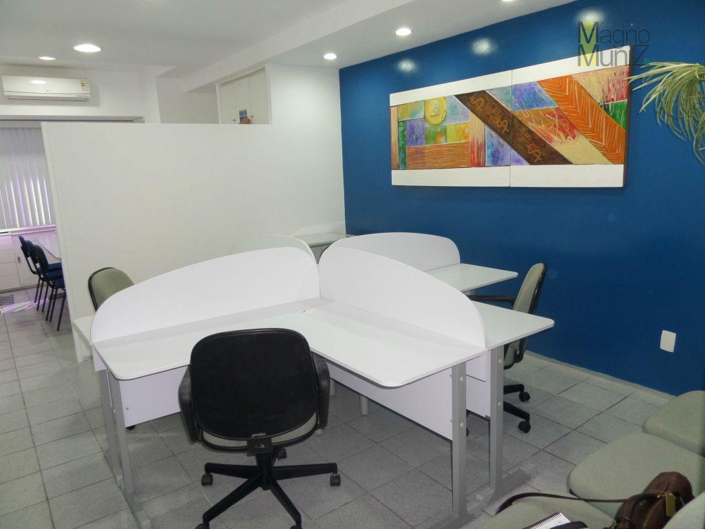 Sala comercial para alugar na Aldeota, Fortaleza - SA0010.