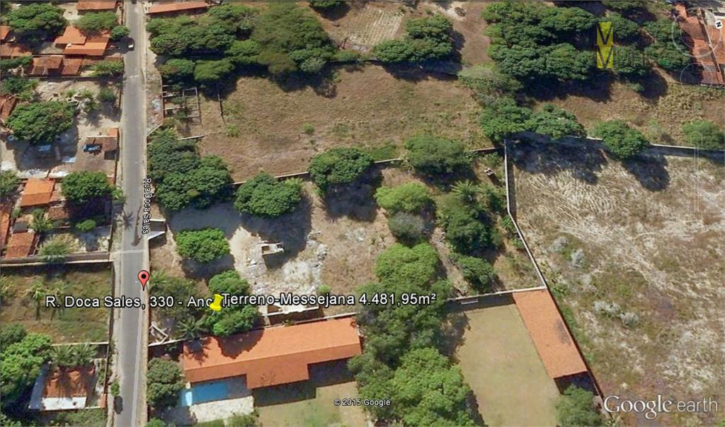 Grande terreno residencial à venda, Messejana - Localização Privilegiada
