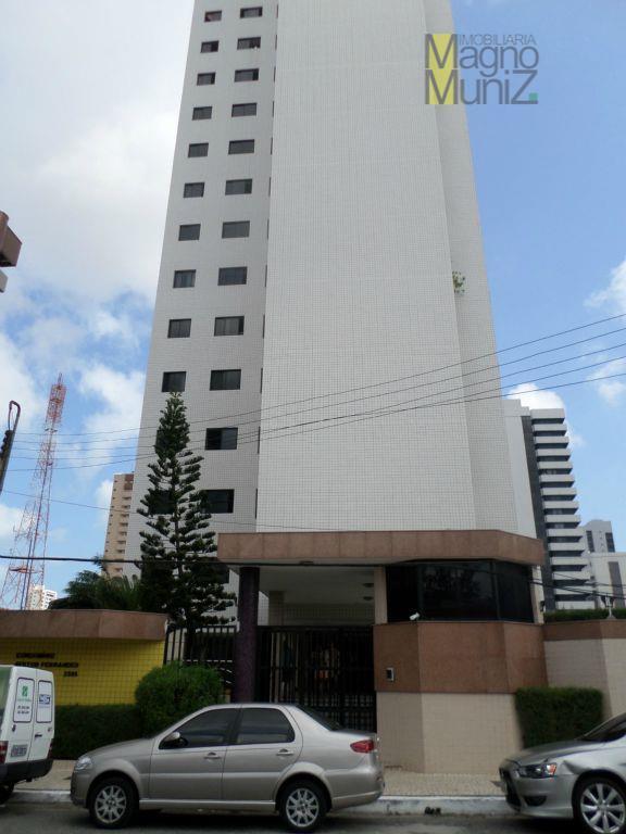 Edifício Ayrton Fernandes - Apartamento para alugar no Dionisio Torres, Fortaleza - AP0210.