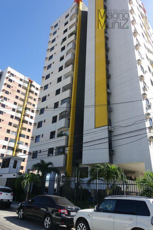 Apartamento para alugar no Papicu, Fortaleza.