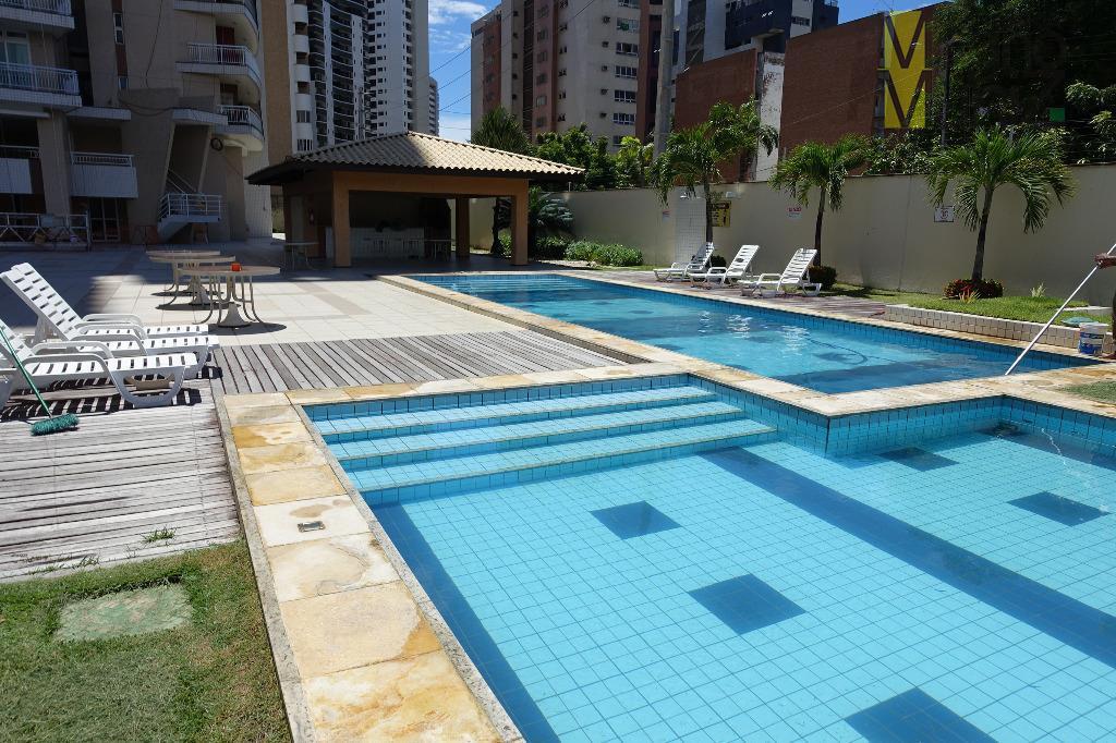 - Edifício Reserva do Parque - Cocó - Espetacular apartamento com localização privilegiada e excelente área de lazer