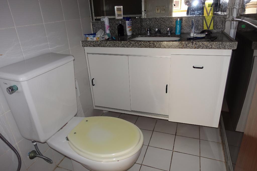 Banheiro 2 - Apartamento