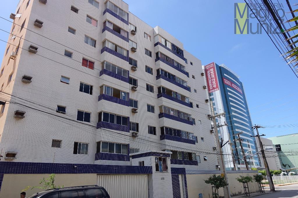 apartamento ao lado do melhor shopping de fortaleza!- edifício dra. risalva -localizado na rua: desembargador lauro...