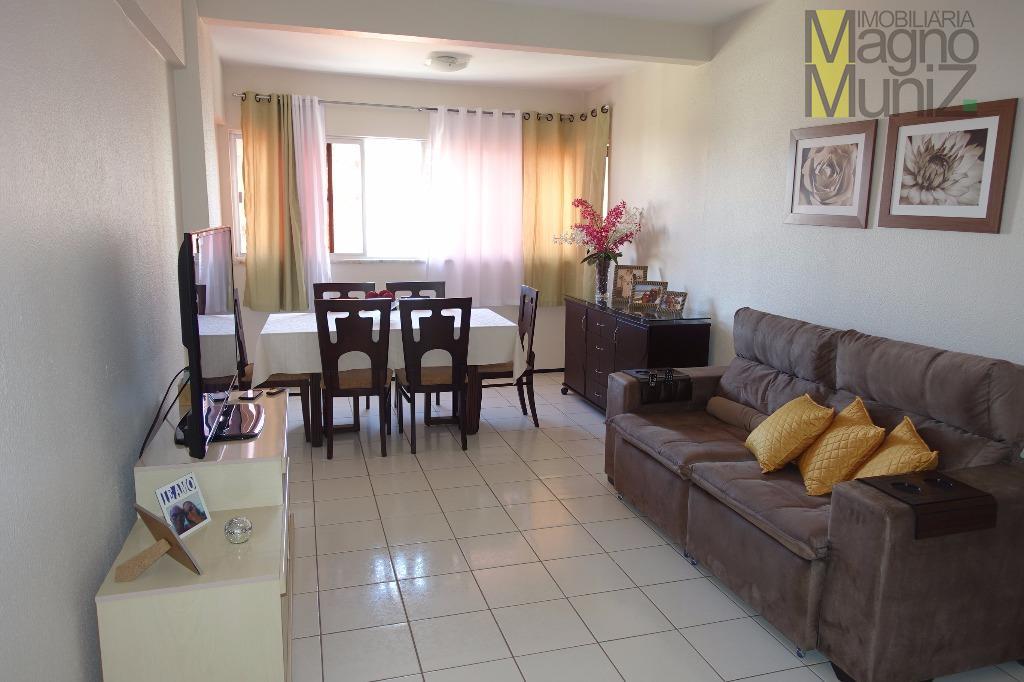 Edifício Dra. Risalva - Apartamento residencial à venda, Papicu, Fortaleza.
