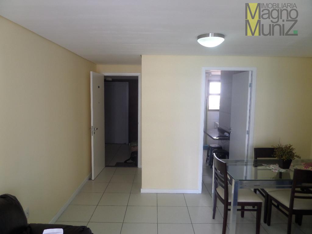 Edifício Enseada do Mucuripe - Excelente apartamento com ótima área de lazer.