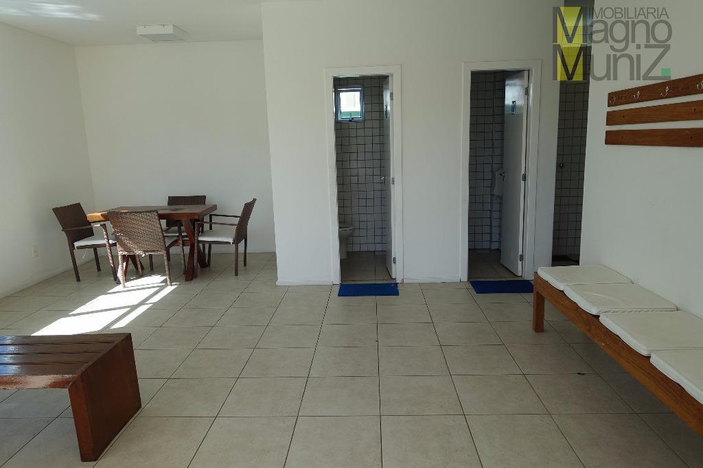 Área de Lazer - Banheiros