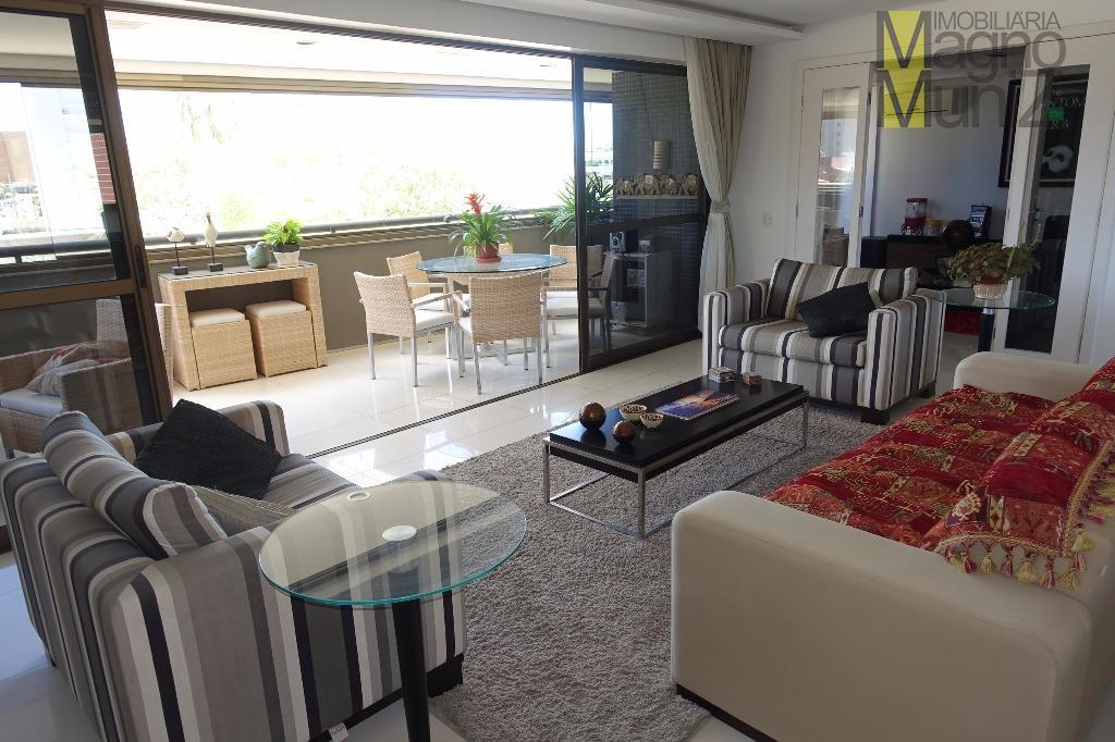 Edifício Vila Fiori - Guararapes - Magnifico apartamento de alto padrão muito bem localizado com excelente área de lazer.