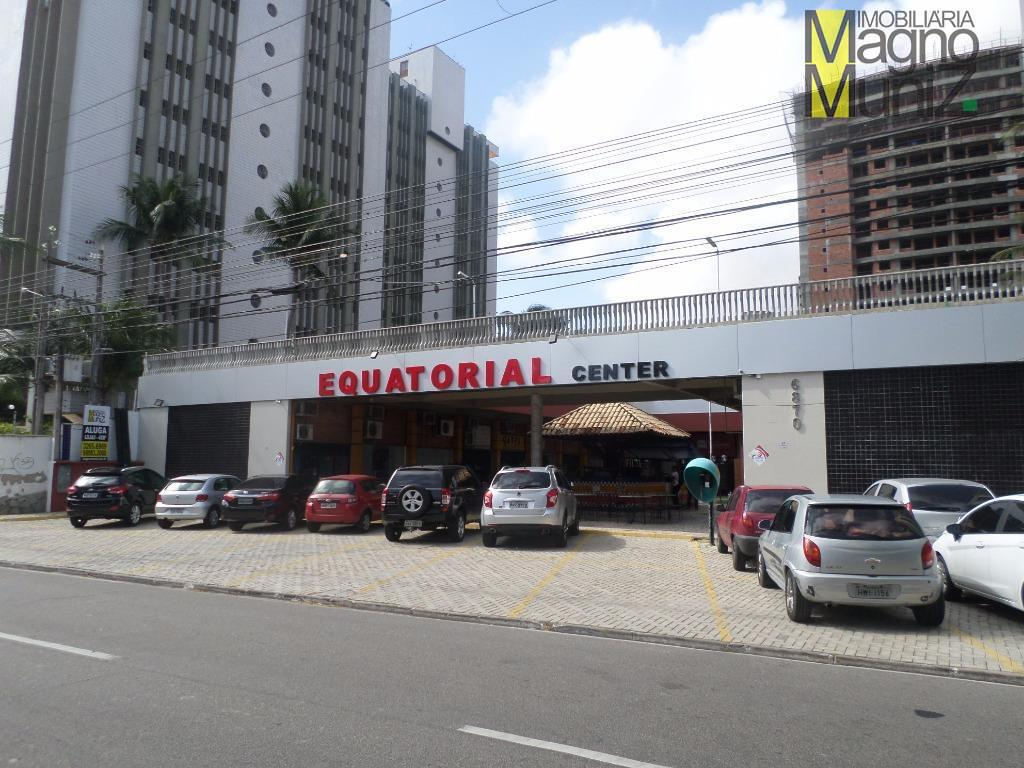 próximo ao shopping equatorial