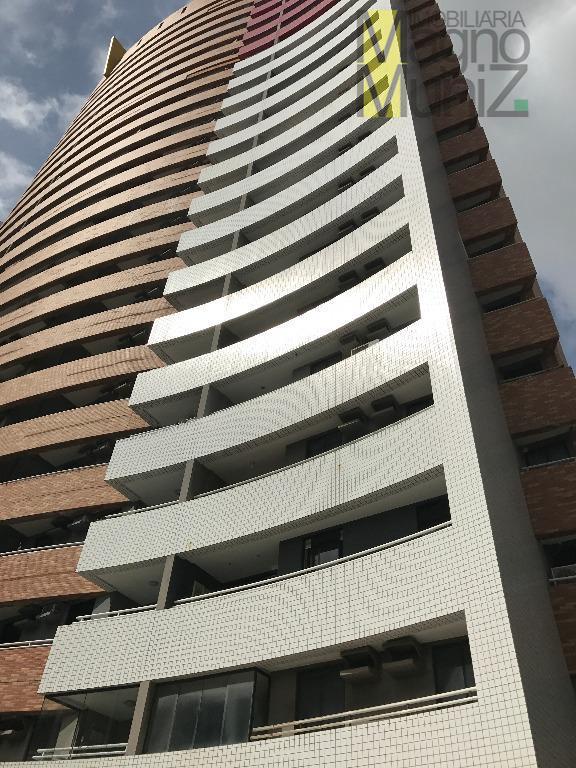 Excelente apartamento no Meireles.