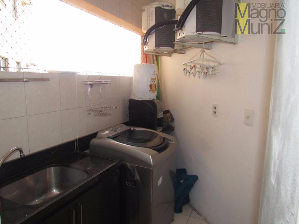 excelente apartamento mobiliado para locação.- edifício star place -localizado na rua eduardo saboia, 600, apto 1401,...