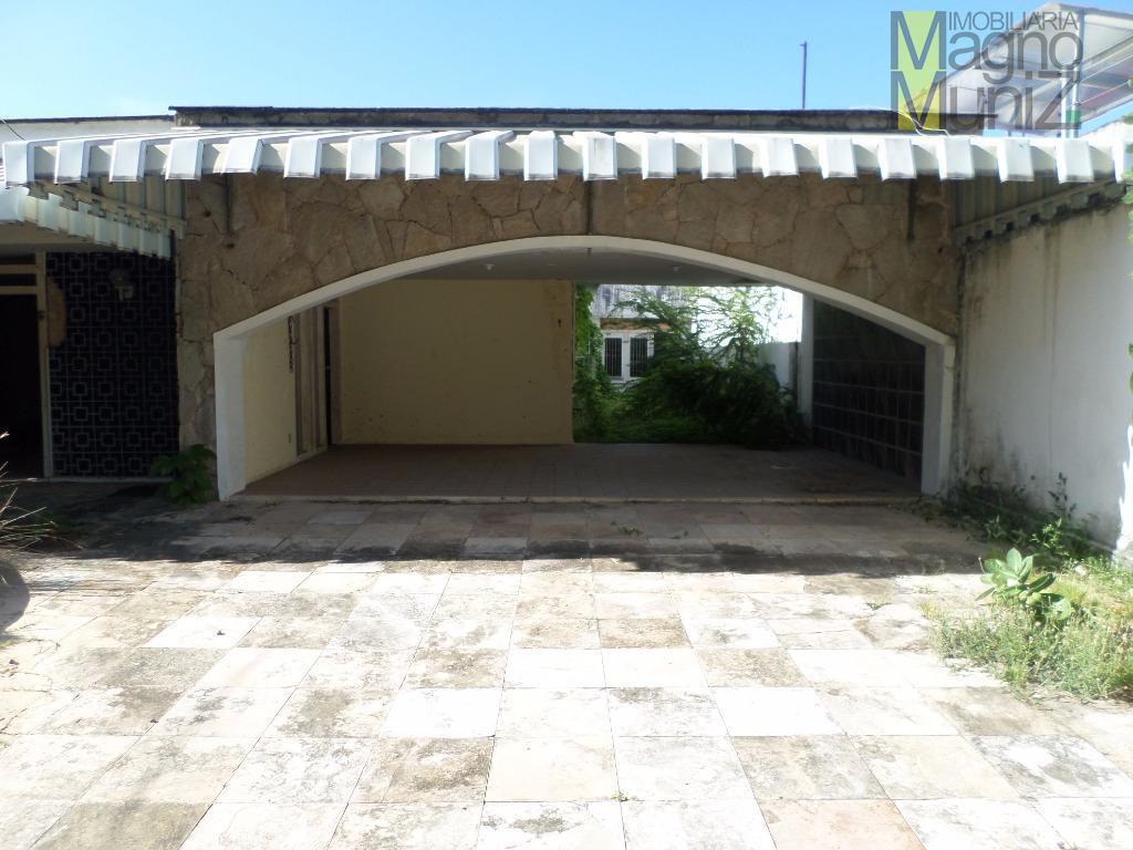 Casa residencial à venda, Guararapes - Duas casas MUITO bem localizadas, perfeitas para você montar seu negócio!