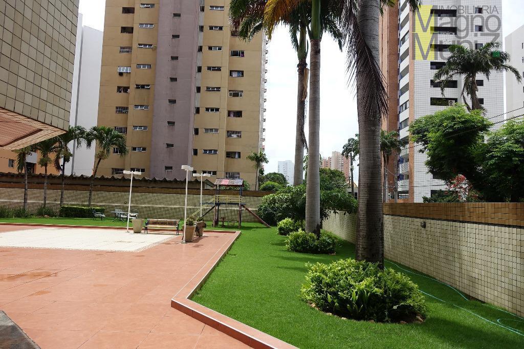 apartamento perfeito de alto padrão, todo projetado.- edifício la fontaine -localizado na rua: leonardo mota, n.º...